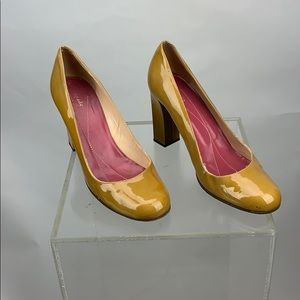Kate Spade Patent Leather Heel Size 8